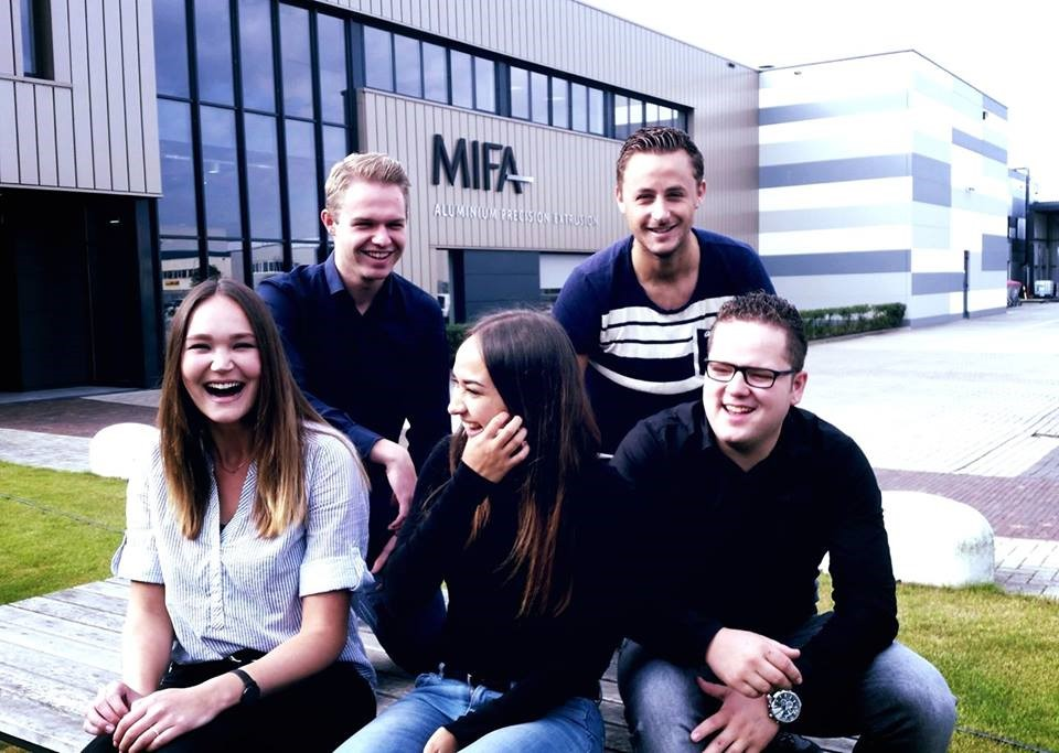 Stagiaires Mifa Careers